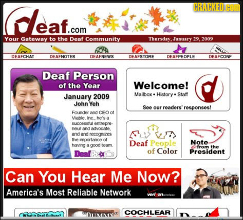 deafperson