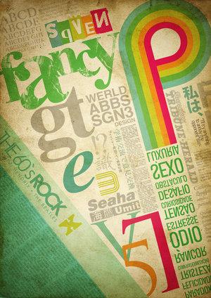 Typography - by fabianohikaru