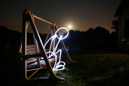 flickr - light painting 1