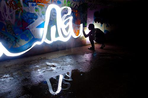 flickr - light painting 6