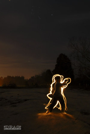 light painting 5