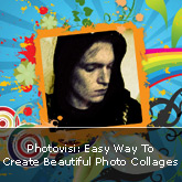 Photovisi: Easy Way To Create Beautiful  Photo Collages