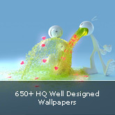 650+ HQ Well Designed Wallpapers