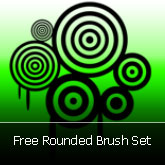 Rounded Brushes: Set #07