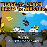 Tugi Tap: iPhone Game Designed By Tutorialfreakz!