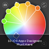 10 iOS Apps Designers Must Have