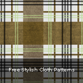 Free Stylish Cloth Patterns: Set #03