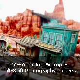 20+ Amazing Examples Of Tilt-Shift Photography Pictures
