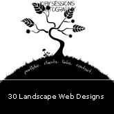 30 Landscape Web Designs