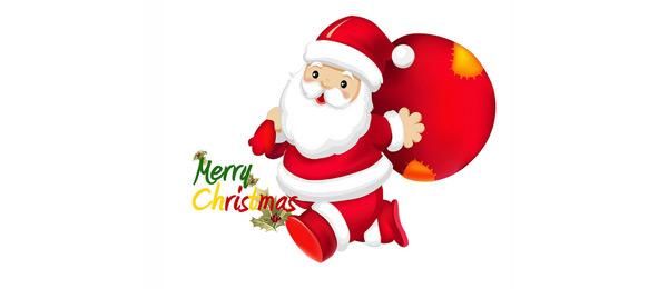 20+ Beautiful Christmas Logos   TutorialFreakz_All kind of ...