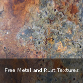 Free Metal and Rust Textures