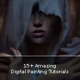 15+ Amazing Digital Painting Tutorials