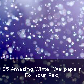 25 Amazing Winter Wallpapers For Your iPad
