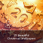 25 Beautiful Christmas Wallpapers