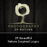 25 Beautiful Nature Inspired Logos