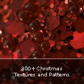 300+ Christmas Textures and Patterns