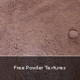 Free Powder Textures