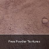 Free Powder Textures