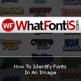 How To Identify Fonts In An Image Using WhatFontIs.com