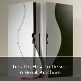 Tips On How To Design A Great Brochure