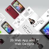 20 Web App and IT Web Designs