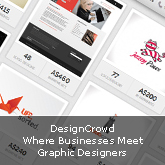 Find Design Projects On DesignCrowd, Where Businesses Meet Graphic Designers