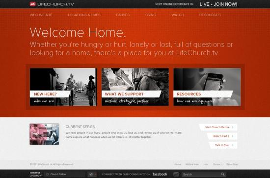 Best 10 Inspirational Home Page Designs Continue To Entice