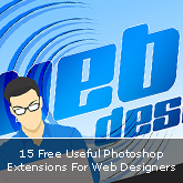 15 Free Useful Photoshop Extensions For Web Designers
