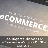 Top Magento Themes For eCommerce Websites For The Year 2018