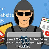 Tips And Tricks To Protect Your WordPress Website From Hackers