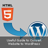 Useful Guide to Convert Website to WordPress