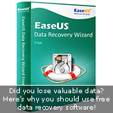 Did you lose valuable data? Here's why you should use free data recovery software!