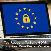 Top Reasons To Build GDPR Compliant WordPress Website