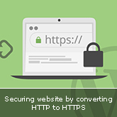 Securing website by converting HTTP to HTTPS